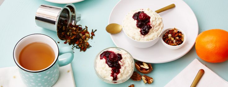 Hygge Tea Infused Rice Pudding - Steep Thoughts