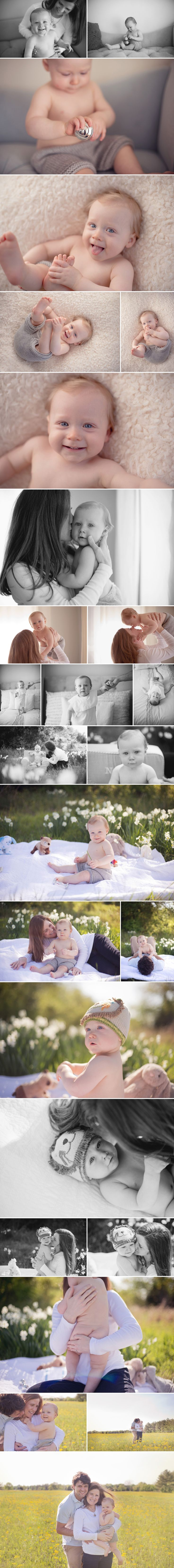 outdoor baby pictures . Fort Smith, Arkansas