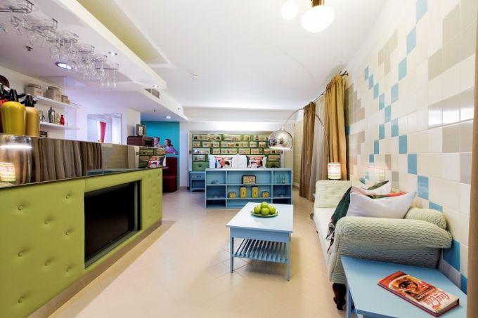 6 různých stylů maltského hotelu - flavours suite