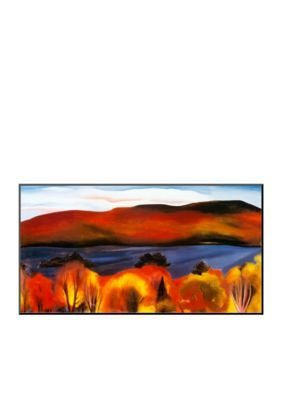 Art.com Assorted Lake George Autumn 1927 Mounted Print - Online Only