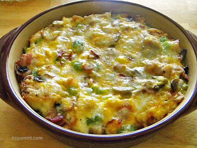 25 best ideas about egg strata on pinterest strata