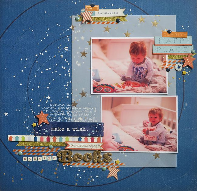 paper: pretty paper. true stories. {and scrapbooking classes with cupcakes.}: Glitter Girl Adventure 135: Entry Level Layers