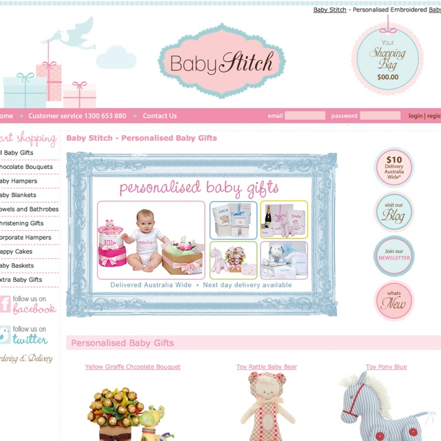 Baby hampers and gifts for christening baby shower newborn baby hampers and gifts for christening baby shower newborn presents baptism and more delivered to your door great businesses pinterest baby hamper negle Gallery