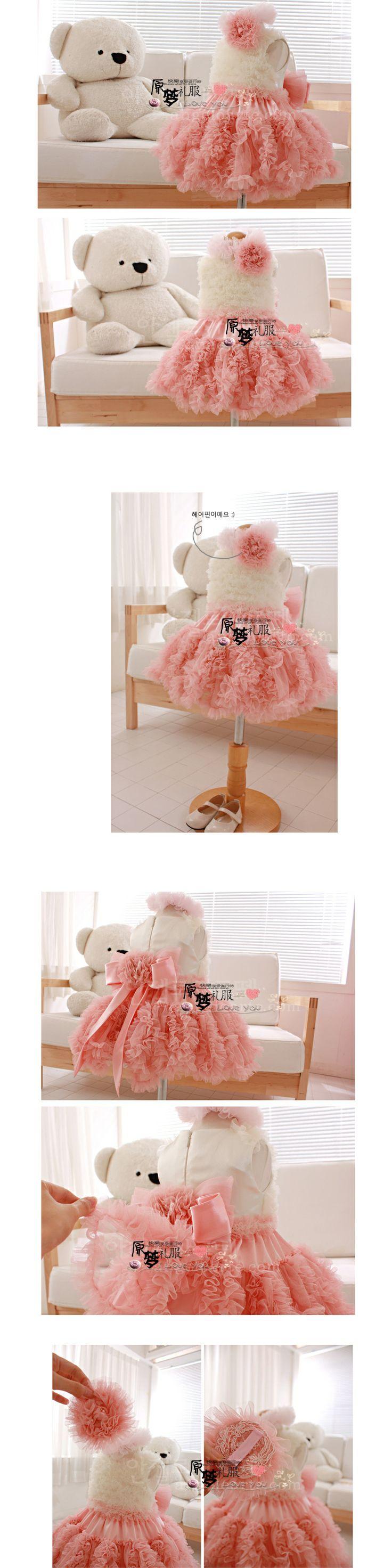 Новая зимняя детская в возрасте до ста дней маленький цветок девушка платье юбка принцесса юбка платье сто дней свадебной фотографии детской ...