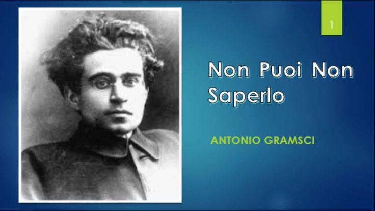 Antonio Gramsci - Parte I (la formazione, i primi anni a Torino, il part...
