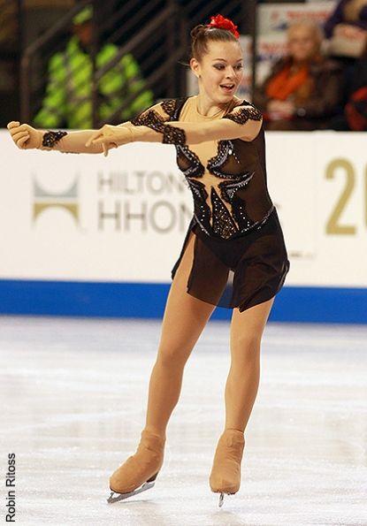 Adelina Sotnikova (Russia) - Capriccio Espagnol