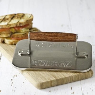 Grill Press | Paninis, Ducks and Sandwiches