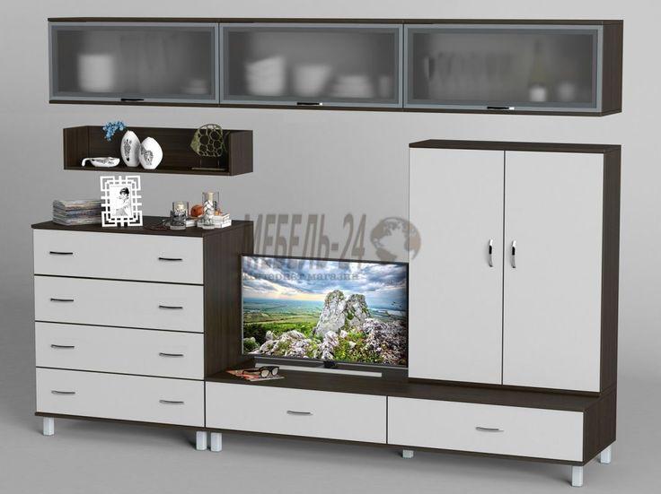 Гостиная-5 | компактная и качественная мебель в гостиную, со склада в Броварах, продажа