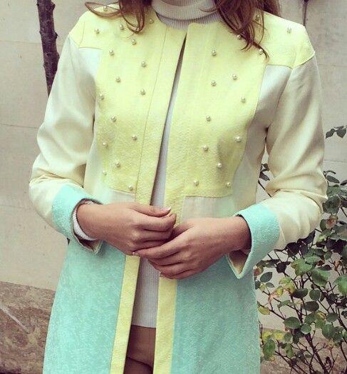 Queen mezon coat