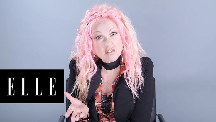 How to Make it in the Music Business | Cyndi Lauper's Life Advice: ELLE.com had readers call in to ask Cyndi Lauper pressing life advice questions. Here, she tackles a question from a reader on how to succeed in music.