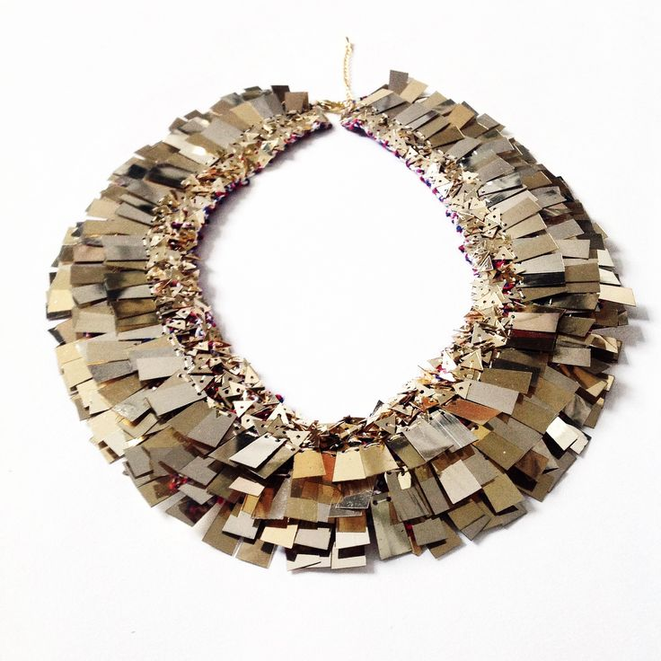 Emma Cassi gold necklace