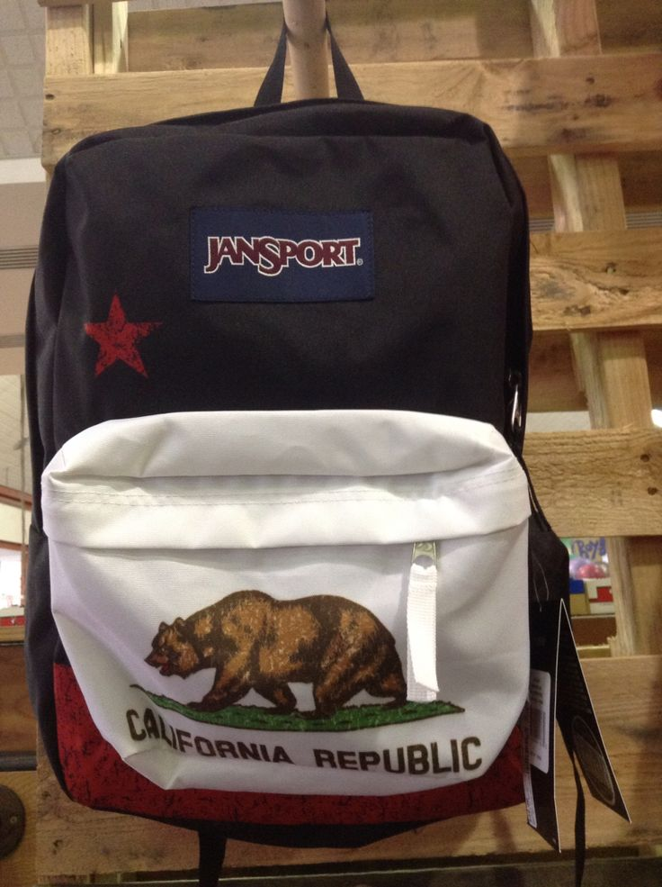California Jansport Backpack – TrendBackpack