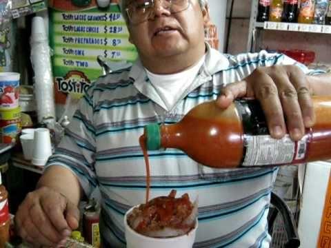 CHURROS LOCOS ESTILO MEXICALI