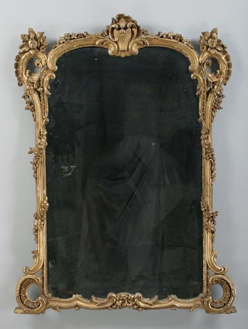 Ornate blackboard. Take a garage sale ornate frame. Paint and distress it and it is ready to become a fancy decoration for your home made blackboard.