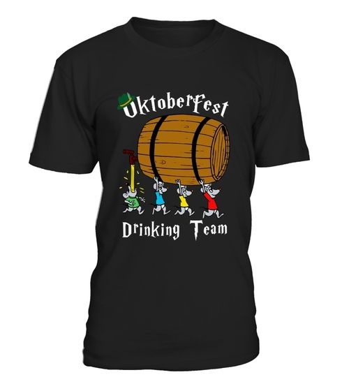 Beer Shirt Oktoberfest Drinking Team