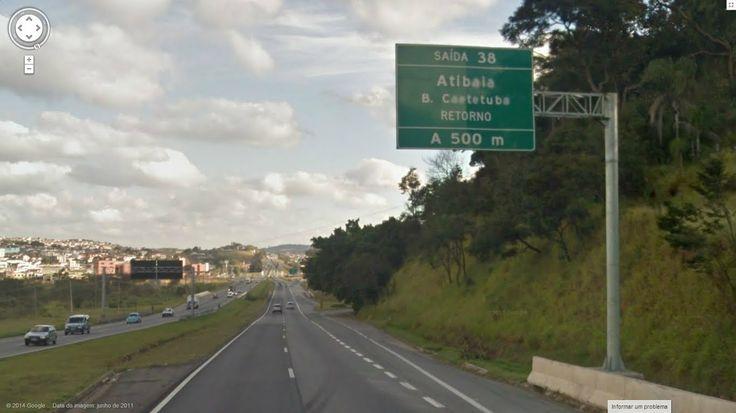 CMA Flecha Azul VIB Scania - Fernão Dias - Atibaia - São Paulo
