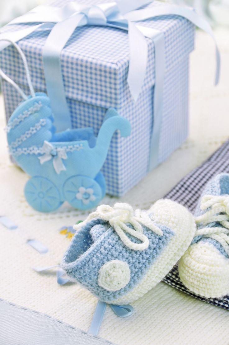 Manualidades de Tela para Bebés | Cajas forradas para accesorios del bebe
