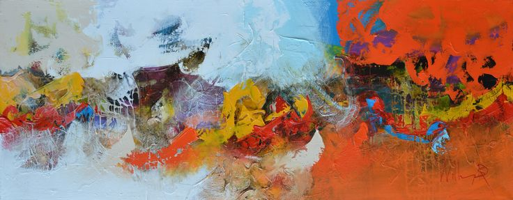 190x70cm door William Malucu - Te huur/te koop via Abrahamart.com  #art  #painting #kunst #kunstuitleen #WilliamMalucu #abrahamart #bramreijnders #Eindhoven