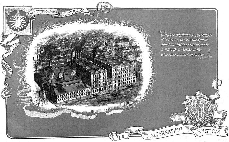 Westinghouse Electric Company (1888 catalogue) - War of Currents - Wikipedia