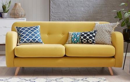 Spritz 3 Seater Sofa Spectrum