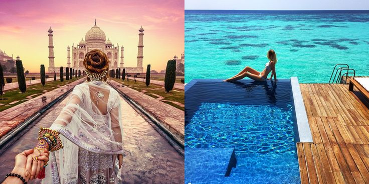 The best eye candy for your wanderlust.