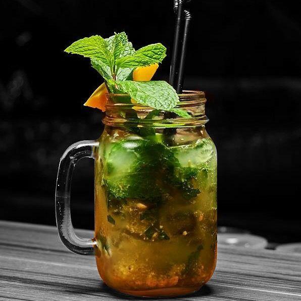 Maharaja Tamarind Mojito (White Rum, Fresh Mint, Tamarind Chutney & Lime Juice)