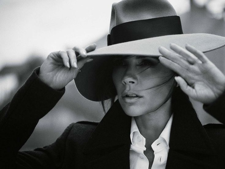 Victoria Beckham by Boo George-1