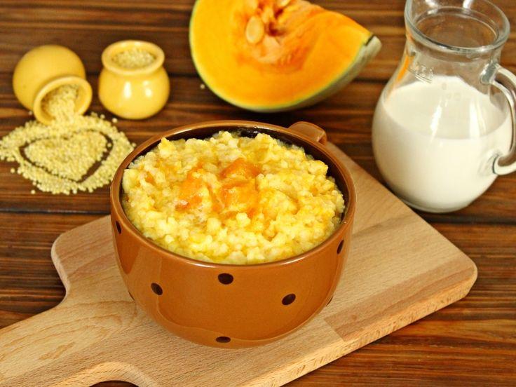 Пшенная каша с тыквой считается одной из наиболее популярных каш русской кухни. Предлагаю приготовить пшенную кашу с тыквой в мультиварке.