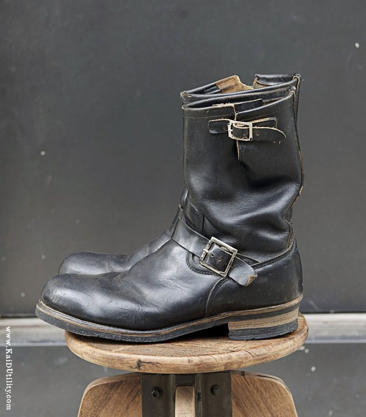 Pre-owned Red Wing Engineer Boots - 12