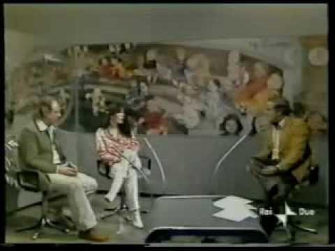 Lilli Carati e Karlheinz Stockhausen