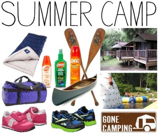 Camp Supply List With Pics