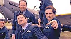 RAF Pilots Song Horrible Histories GIF
