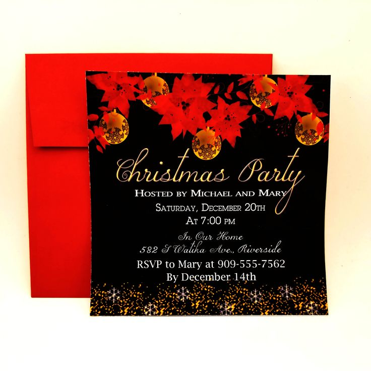67 best Holiday Invitations for Halloween, Christmas, & More ...