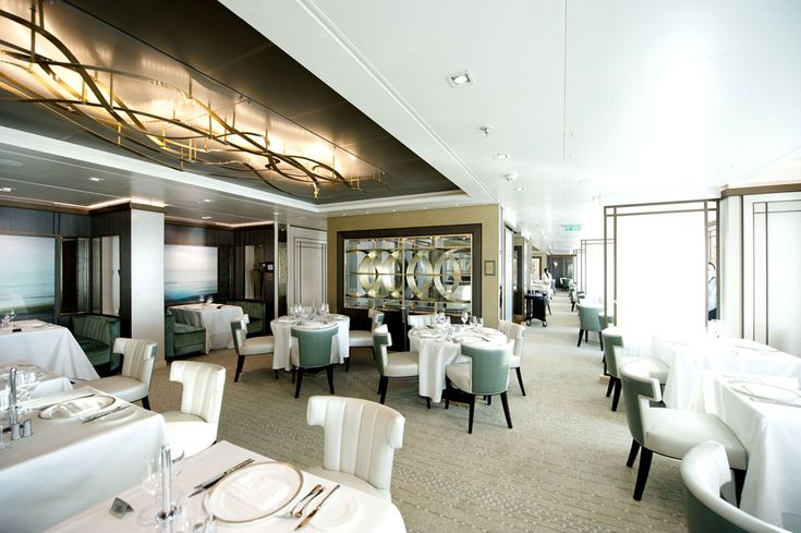 Our wave lighting feature on P & O Britannia