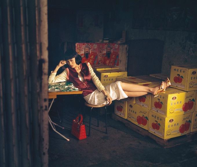 Série mode : china girl