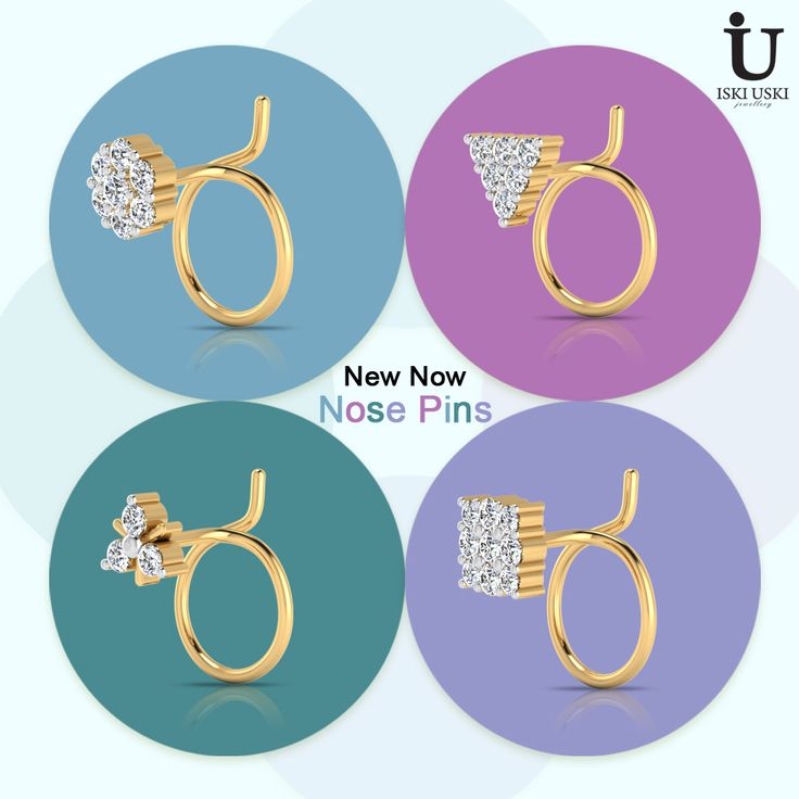 Buy #Nose #Pins #Online in #India with #Latest #Designs 2016