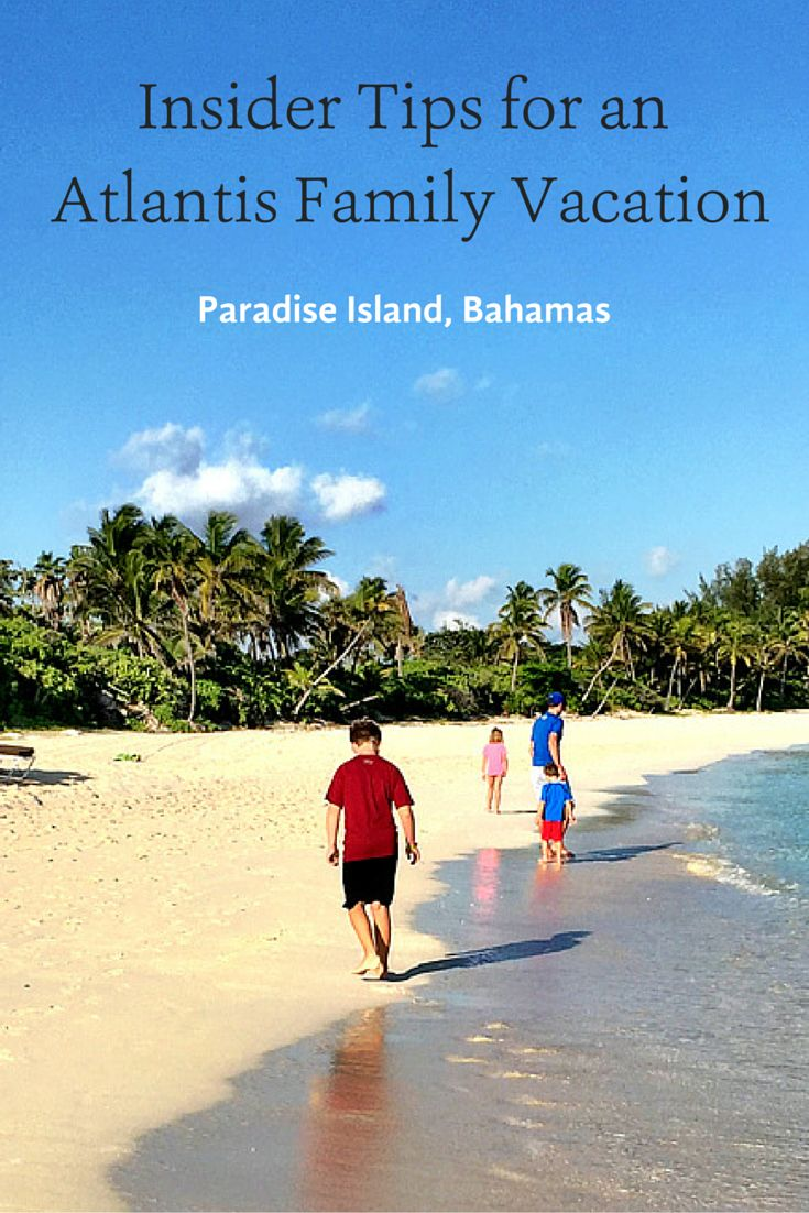 How to make the most of a stay at Atlantis Bahamas