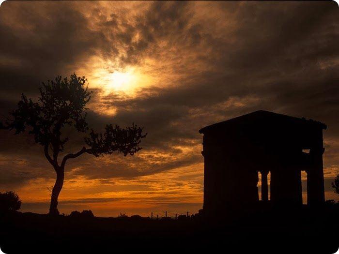 Agrigento, el Valle de los Templos.