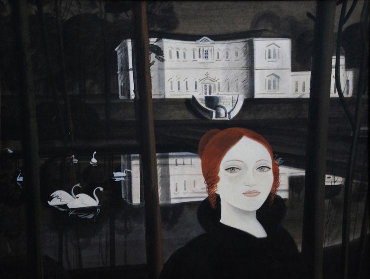 Игорь Павлович Обросов (1930 — 2010) . Три мастера в галерее РОСИЗО
