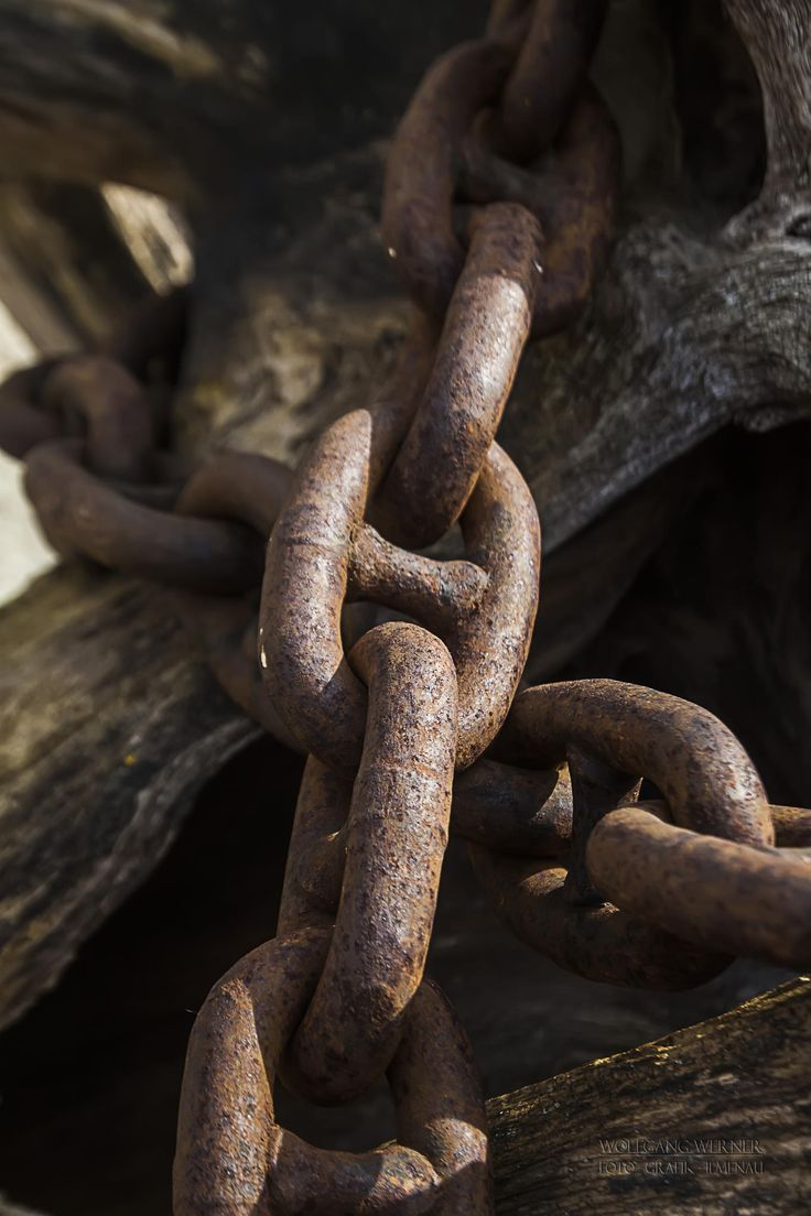Anchor chain by Wolfgang Werner on 500px