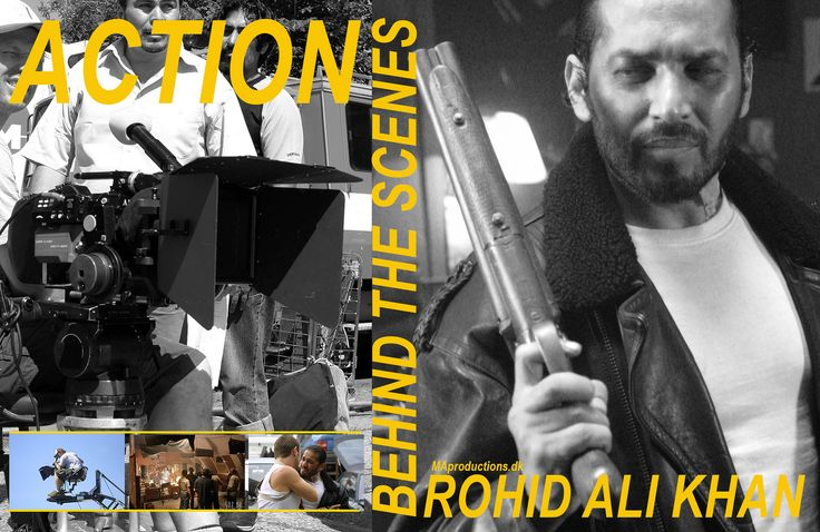https://flic.kr/p/xmWLfs | ACTION with ROHID ALI KHAN | BEHIND the SCENES ACTION with ROHID ALI KHAN MAproductions.dk