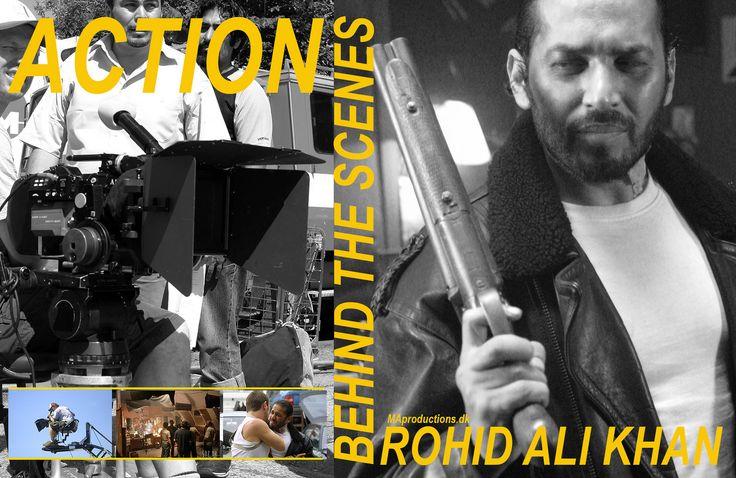 https://flic.kr/p/xmWLfs | ACTION with ROHID ALI KHAN | BEHIND the SCENES ACTION with ROHID ALI KHAN MAproductions.dk