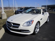 2012 Mercedes Benz SLK 350. Retail price = $60,915.00.