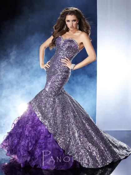 prom dress by Panoply