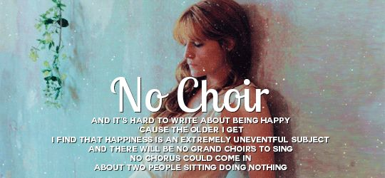 Florence The Machine No Choir Lyric Gif With Images