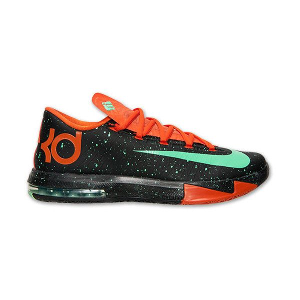 Men's Nike KD VI Basketball Shoes ($130) found on Polyvore