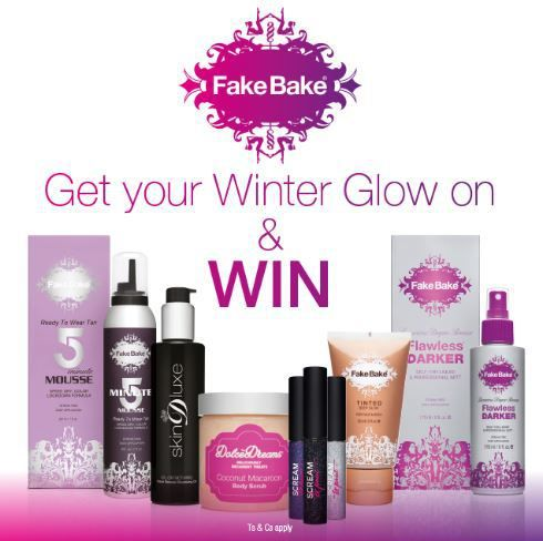 Get the perfect winter glow with Fake Bake, Fake Bake Beauty and fitness expert Paula Lamb.