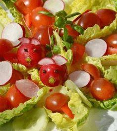 Koolhydraatarme salade – de beste basisingrediënten