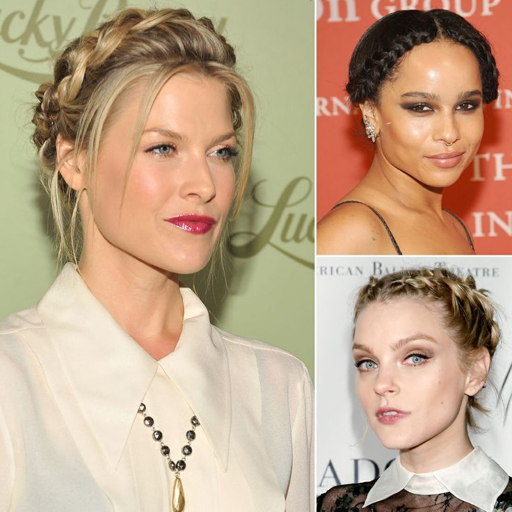 The Ultimate Celebrity Braid Guide For Fall – #Braid #Celebrity #fall #Guide #Ul…