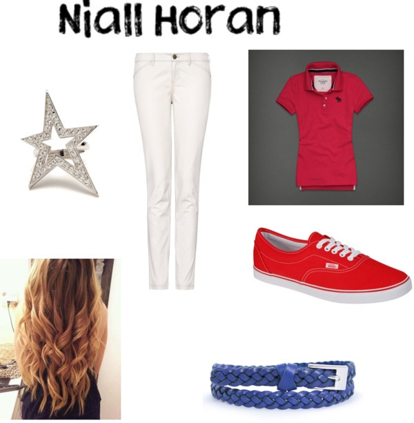 """""""niall's girlfriend outfit."""""""